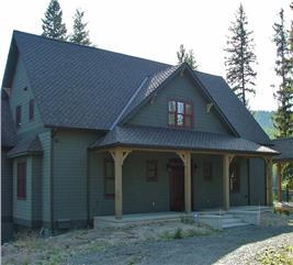 House Plan #163-1051