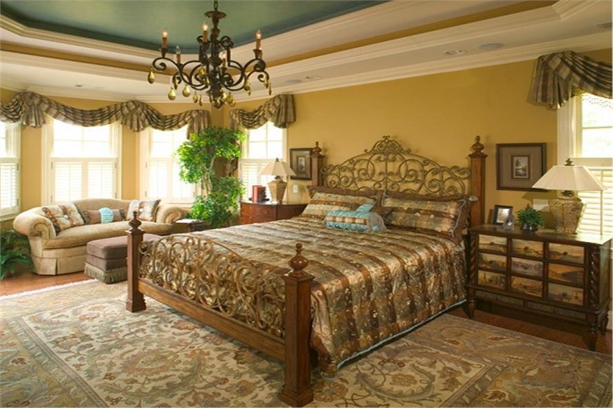Bedroom of this 5-Bedroom,4225 Sq Ft Plan -4225
