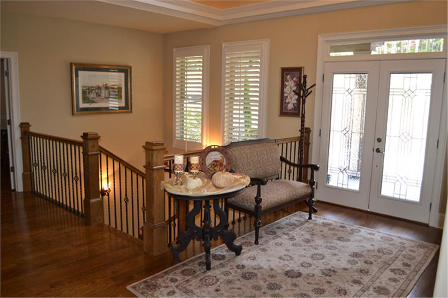 Entry Hall: Foyer of this 5-Bedroom,2618 Sq Ft Plan -2618