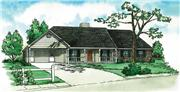 View house Plan#164-1030