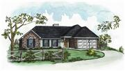 View house Plan#164-1040