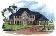 View house Plan#164-1055