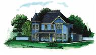 Main image for Victorian Home Plans # 1826