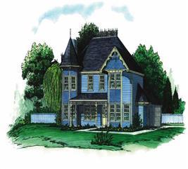 House Plan #164-1097