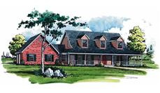 Main image for Country house plan # 1860