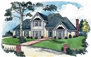 View house Plan#164-1131