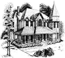 House Plan #164-1150