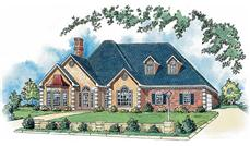 Main image for Country house plan # 1874