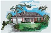 View house Plan#164-1195