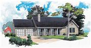 View house Plan#164-1197
