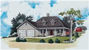 View house Plan#164-1198