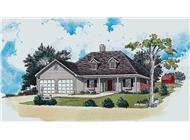 Main image for European home plans # 1753