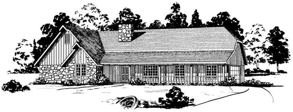 Main image for Country homeplans # 1774