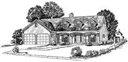 View house Plan#164-1217