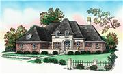 View house Plan#164-1238