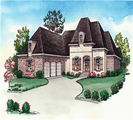House Plan #164-1242