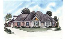 Main image for french homeplans # 9169