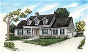 View house Plan#164-1271