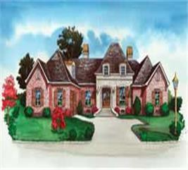 House Plan #164-1288