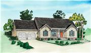 View house Plan#164-1291
