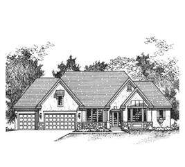 House Plan #165-1000