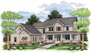 View house Plan#165-1002