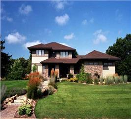 House Plan #165-1037