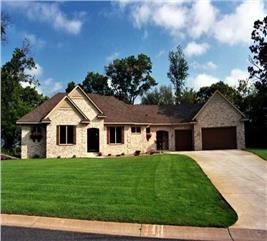House Plan #165-1050