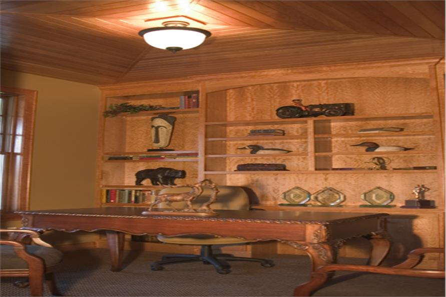 165-1051: Home Interior Photograph
