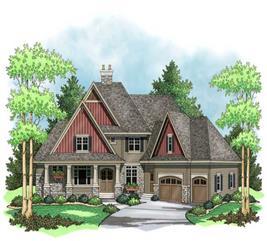 House Plan #165-1065