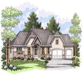 House Plan #165-1066
