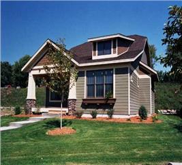 House Plan #165-1068