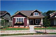 Front Elevation for European House Plans CLS-1502.