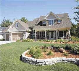 House Plan #165-1094