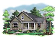 View house Plan#165-1102