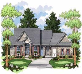 House Plan #165-1111