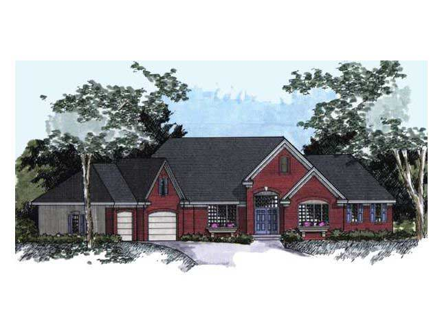 Country house plans home design cls 4600 for Collection master cls