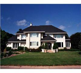 House Plan #165-1117