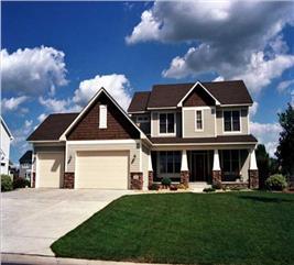 House Plan #165-1131