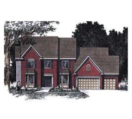 House Plan #165-1148