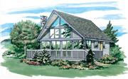 View house Plan#167-1019