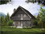 View house Plan#167-1030