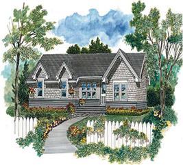 House Plan #167-1082