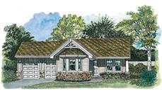 Main image for house plan # 6983
