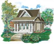 View house Plan#167-1087