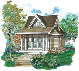 House Plan #167-1087