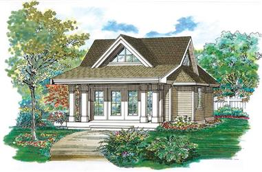 400 Sq Ft To 500 Sq Ft House Plans The Plan Collection