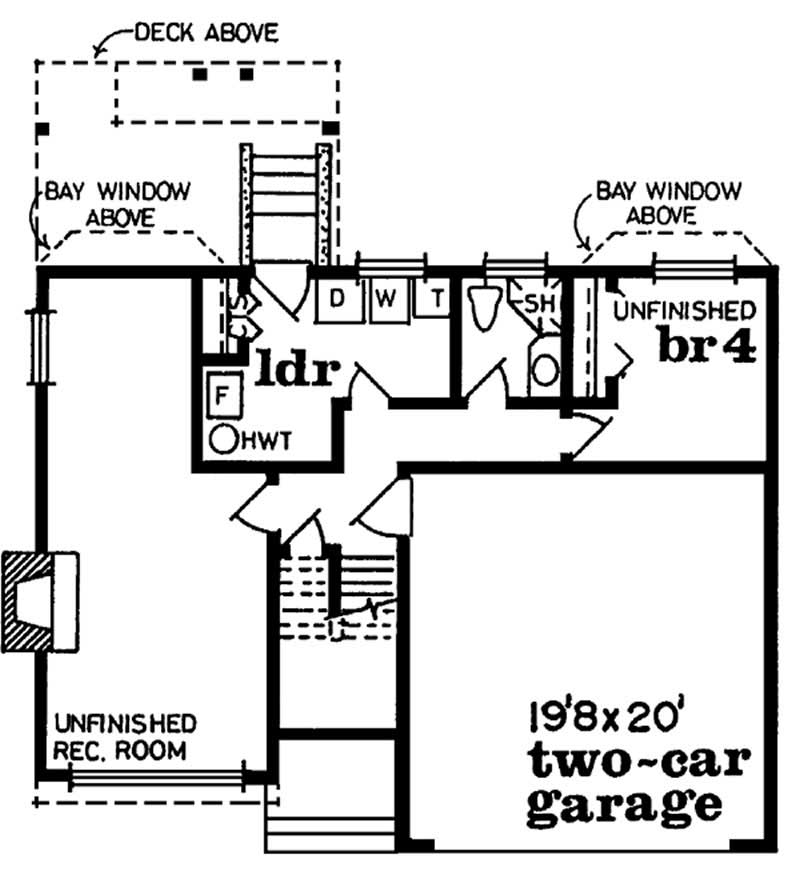 Small house plans house plan 3 bedrms 1 baths 1100 sq for How much is 1100 square feet