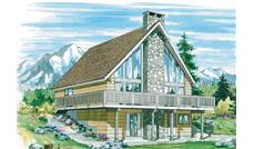 Main image for house plan # 7277