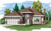 View house Plan#167-1273